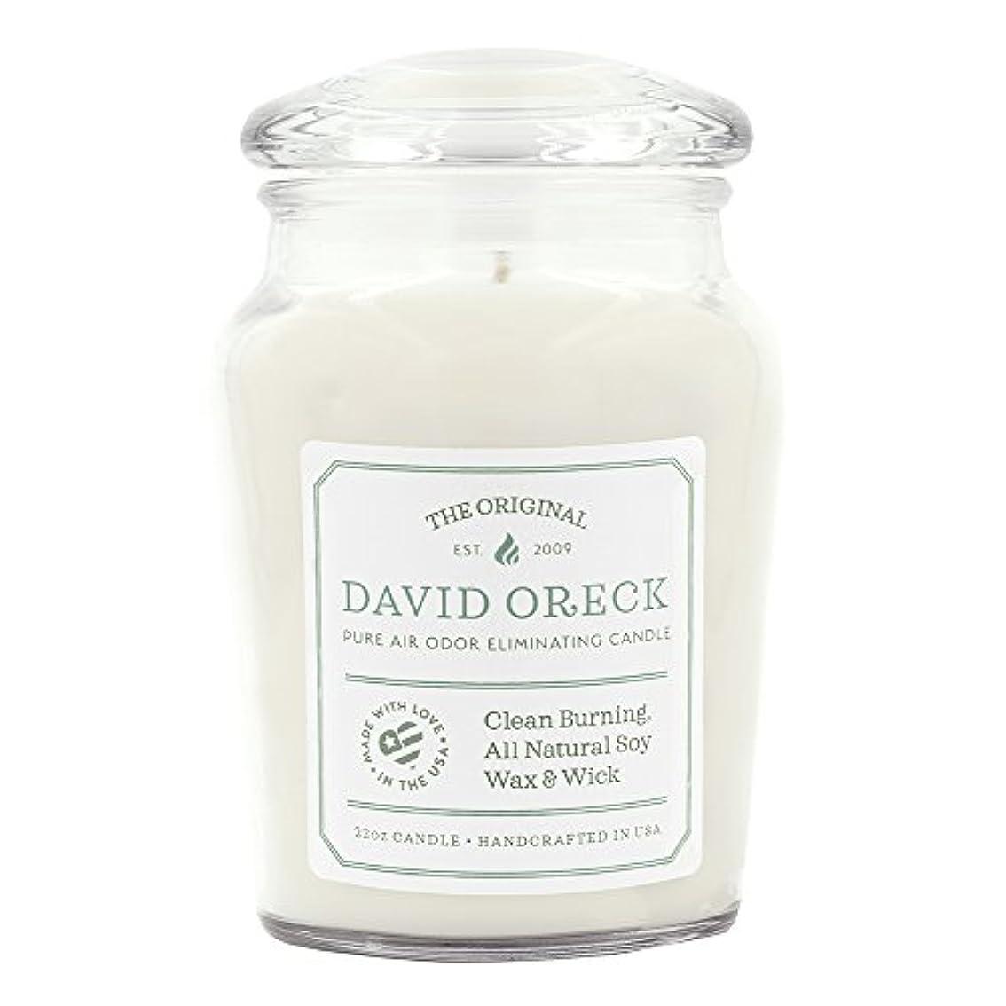 くるみ写真ナチュラル22oz元Clean Burning Odor Eliminating Candle、120時間燃焼時間、クリーミーバニラ