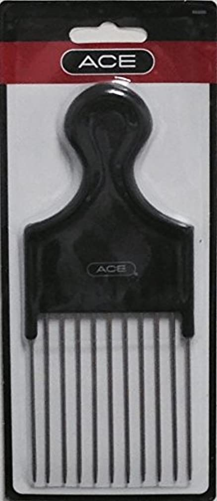 Goody Gd06600 Pick Metal Ace Comb Creates Volume for Your Hair and Detangles 3 Packs [並行輸入品]