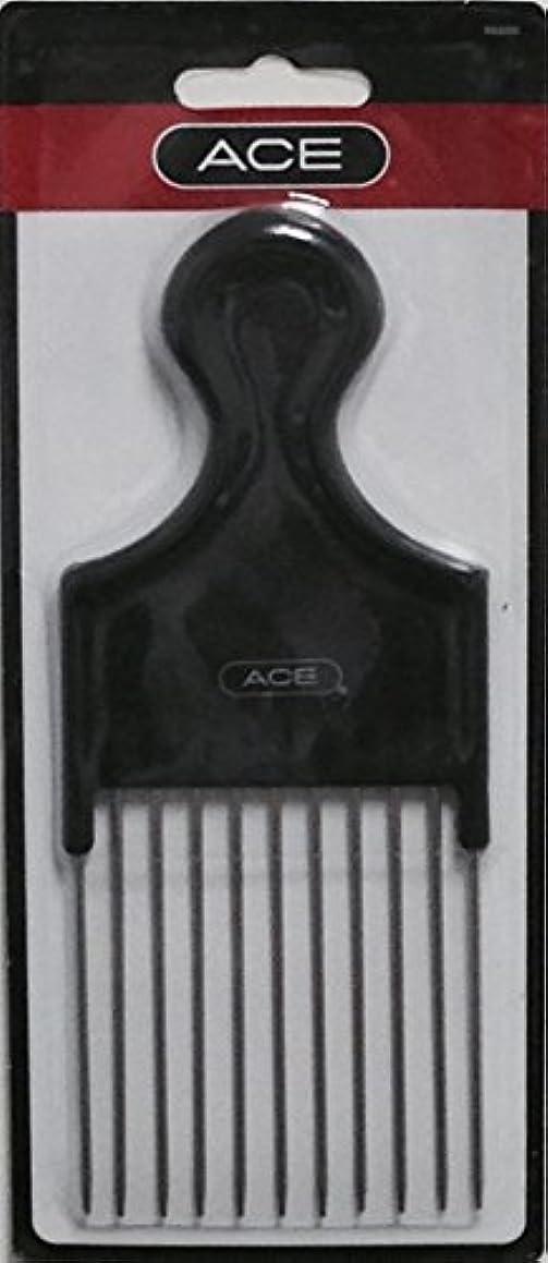 自分の力ですべてをする無知概してGoody Gd06600 Pick Metal Ace Comb Creates Volume for Your Hair and Detangles 3 Packs [並行輸入品]