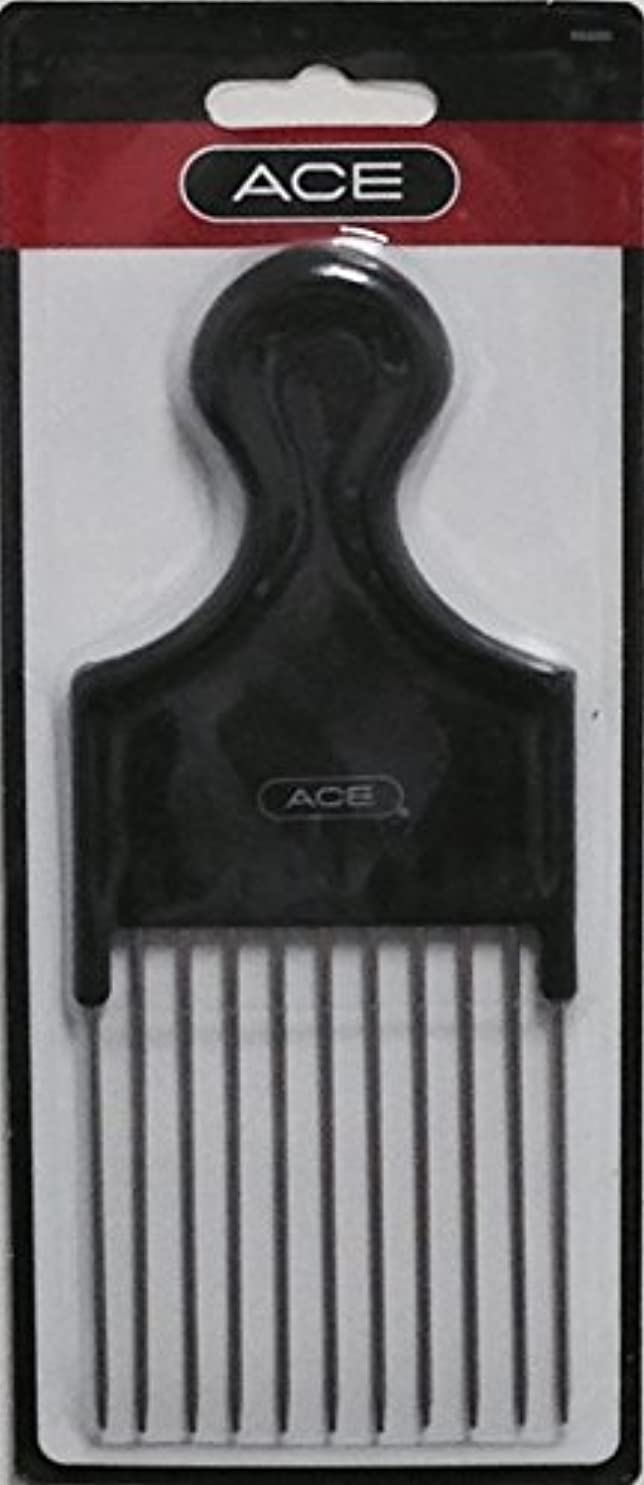 つまらないハントスカートGoody Gd06600 Pick Metal Ace Comb Creates Volume for Your Hair and Detangles 3 Packs [並行輸入品]