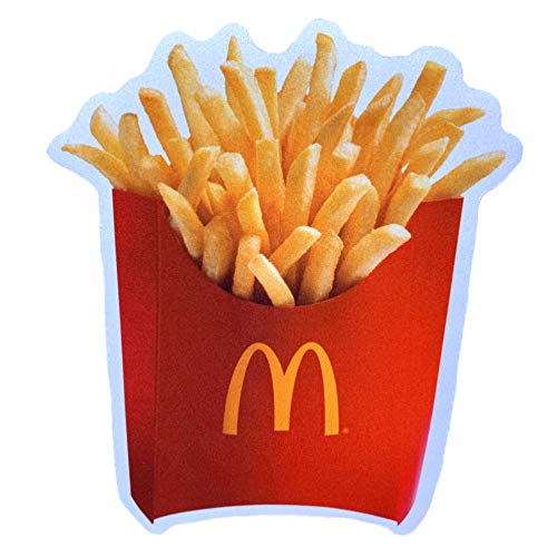 McDonald's マクドナルド フライドポテト マウスパッド PC デスク グッズ アメリカン 雑貨 プレゼント ギフト