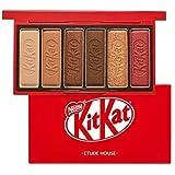 エチュードハウス キットカット プレイカラー アイズ ミニ 1*6g / ETUDE HOUSE KitKat Play Color Eyes Mini #1 KitKat Original [並行輸入品]