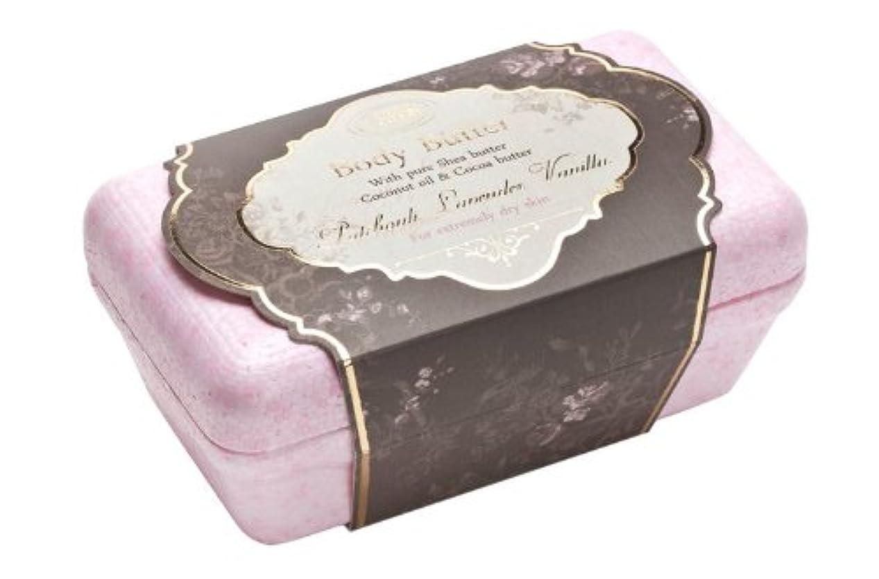 行政しつけの配列サボン Body Butter (For Extremely Dry Skin) - Patchouli Lavender Vanilla 100g/3.53oz並行輸入品