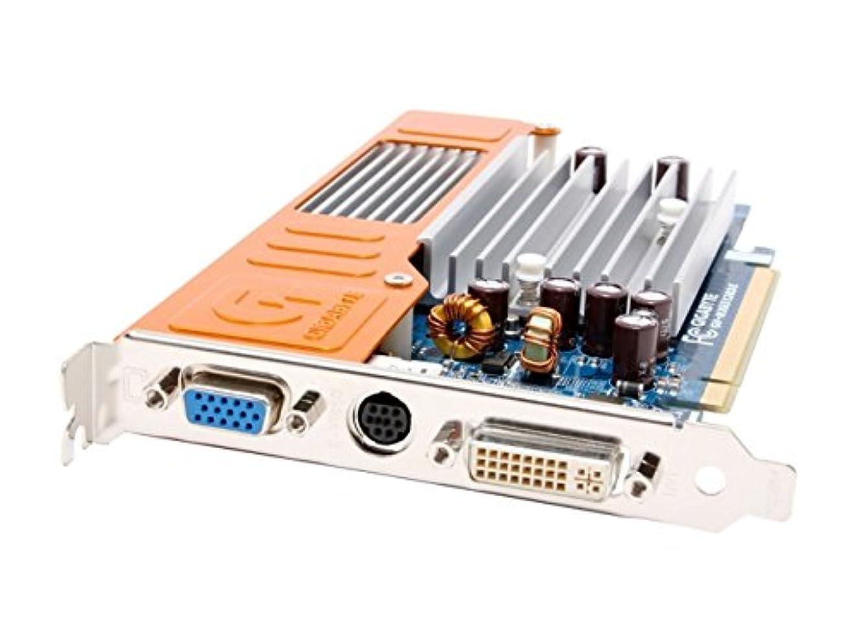 最大化する口径伝説Gigabyte GeForce 6500 DirectX 9グラフィックスcard- gv-nx65128de