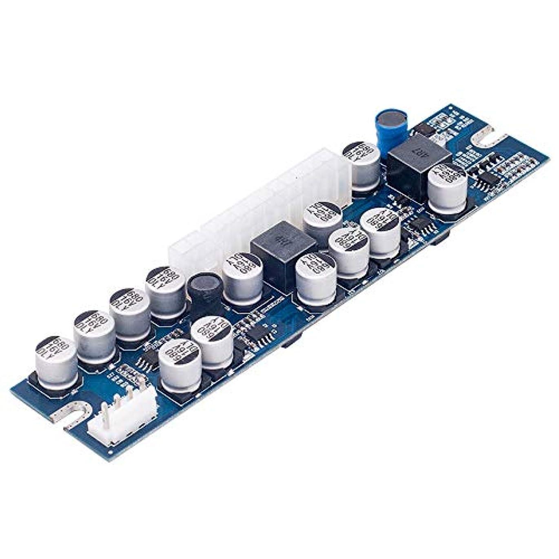 帳面モックもっとTOOGOO DC Atx Psu 12V 300W Pico AtxスイッチマイニングPsu 24Pin Itx Dc -Atx パソコンの電源 S PCコンピューター用