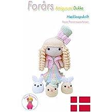 Forårs Amigurumi Dukke: Hækleopskrift (Danish Edition)