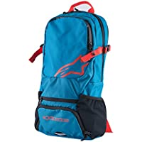 alpinestars(アルパインスターズ) FASTER BACK PACK 1610015 SAPPHIRE BLUE SPICY ORANGE 18L