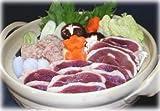 鴨鍋セット2~3人前(鴨のネギつみれ) 冷凍 KN-RMTS