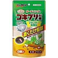 (まとめ)アース製薬 アースガーデン ガーデニングのゴキブリ対策 【×6点セット】