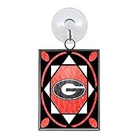 NCAA Georgia Bulldogsステンドグラスオーナメント