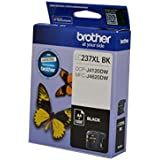 Brother Genuine LC237XLBK High-Yield Ink Cartridge, Black, Page Yield Up to 1200 Pages, (LC-237XLBK)