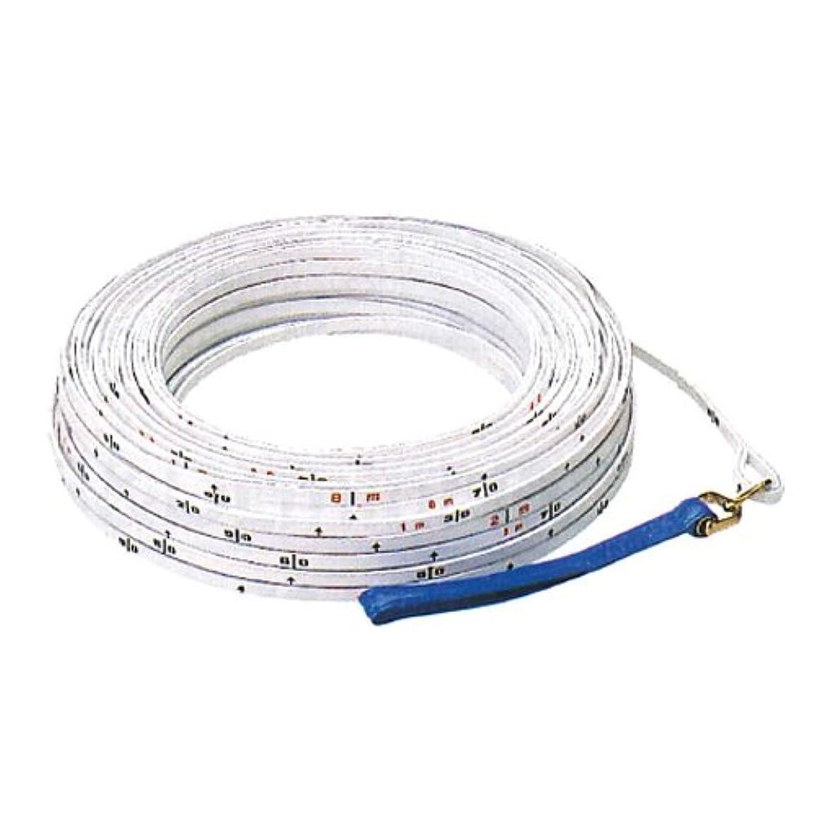 コメントバック致命的エスロン測量ロープ 100-LN 100m セキスイ