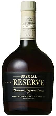 サントリー ウイスキー スペシャルリザーブ 700ml