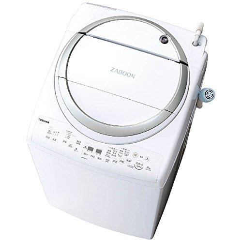 東芝 8.0kg 洗濯乾燥機 メタリックシルバーTOSHIBA AW-8V6-S