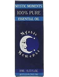 Mystic Moments   Peppermint Premium Organic Essential Oil - 10ml - 100% Pure