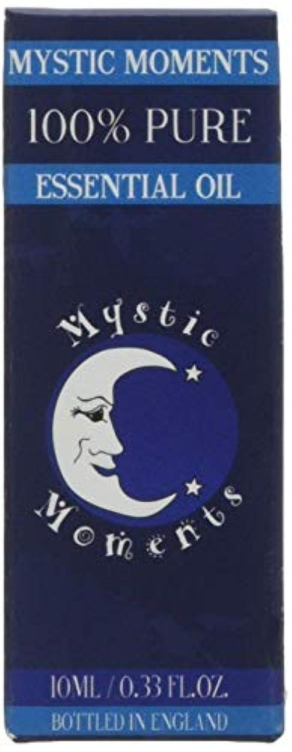 フィードオン仕様活性化Mystic Moments | Peppermint Premium Organic Essential Oil - 10ml - 100% Pure