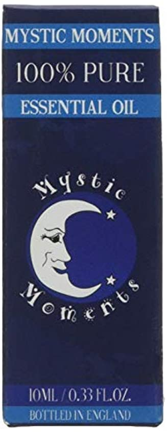 フラスコペッカディロ製油所Mystic Moments | Peppermint Premium Organic Essential Oil - 10ml - 100% Pure