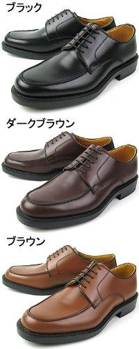 K644L メンズ ビジネスシューズ Uチップ 紳士靴 ケンフォード