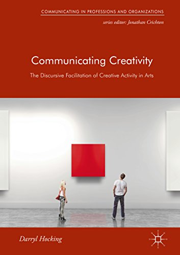 amazon communicating creativity the discursive facilitation of