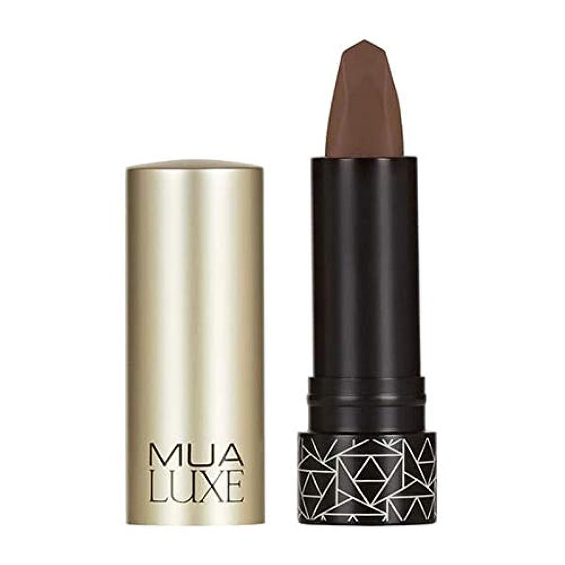 ご近所ケイ素アンテナ[MUA] Muaラックスベルベットマットリップスティック#2 - MUA Luxe Velvet Matte Lipstick #2 [並行輸入品]