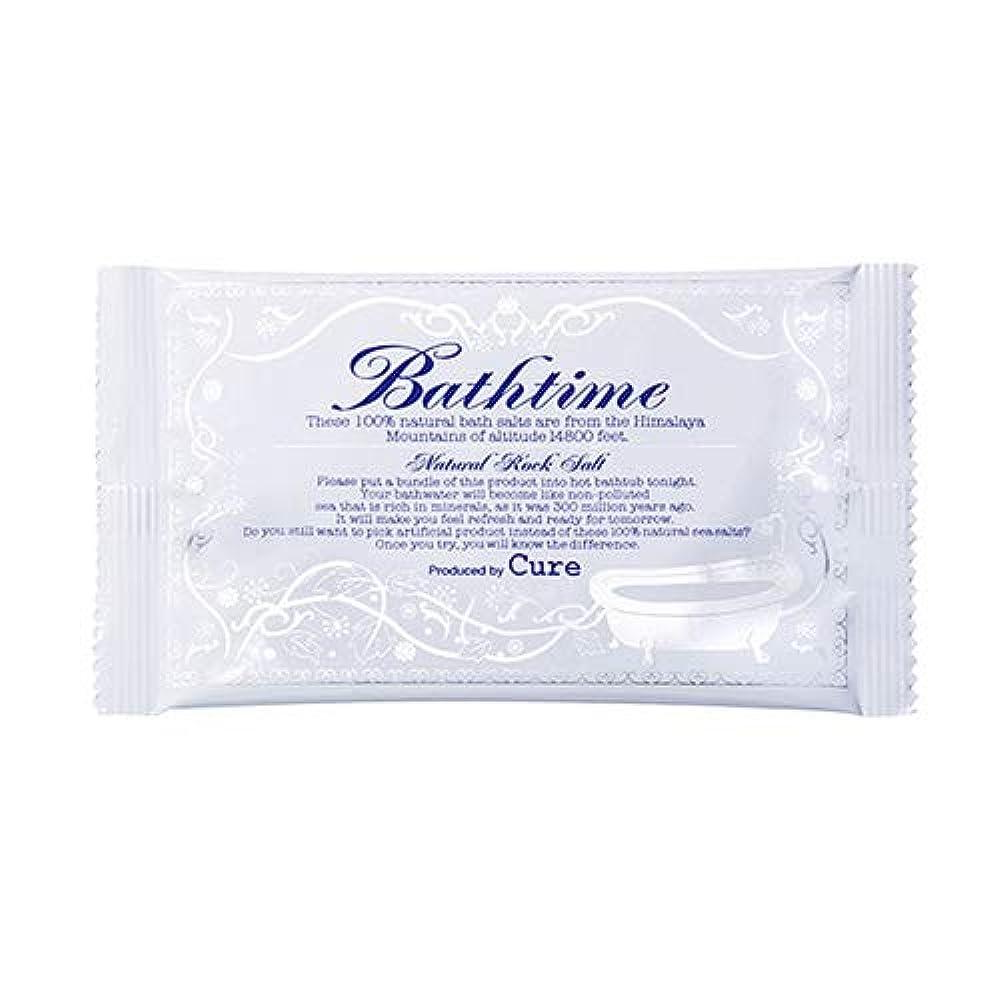 ファンタジー無効電圧バスタイム (20g) Cure 温浴系バスソルト 入浴剤
