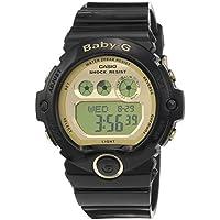 Casio Baby-G Digital Female Black/Gold Wrist Watch BG-6901-1 BG-6901-1DR