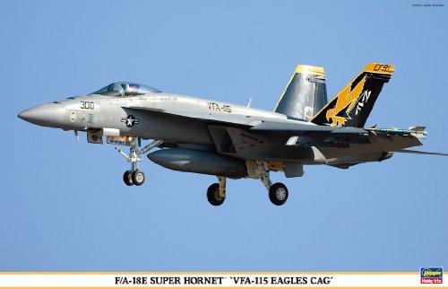 """1/48 F/A-18E スーパーホーネット""""VFA-115 イーグルスCAG"""""""