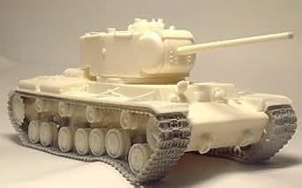 ロシア KV220 1/35レジンフルキット  Russia(Soviet)  KV220 1/35  Resin cast   Full kit