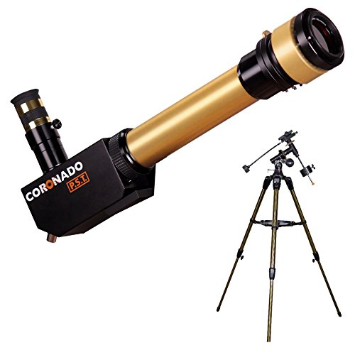 Coronado 0.5A 40mm f / 10h-alpha Personal Solar Telescope w / EQマウント