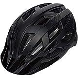 自転車用ヘルメット 子供用マルチスポーツヘルメット(ブラック) 男性と女性のためのロード&マウンテン