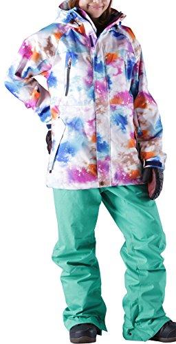 [해외]PONTAPES (뽄타 뻬스) 스노우 보드웨어 상하 세트 총 20 색 무늬 내수압 20~000mm 남성 여성 PB-SET/PONTAPES (Pontapes) Snowboard wear top and bottom set 20 color pattern water pressure 20~000 mm Men`s Women`s PB-SET