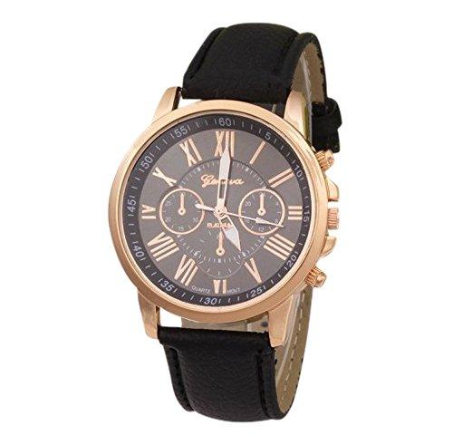 腕時計 ブラック