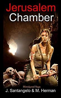 Jerusalem Chamber by [Herman, Michael, Santangelo, Jacqueline]