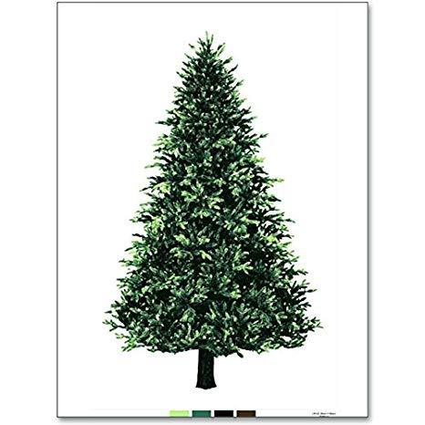 RoomClip商品情報 - トーカイ タペストリークリスマスツリーモミの木