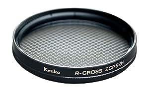 Kenko レンズフィルター R-スノークロス 55mm クロス効果用 355213