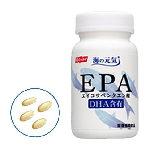 海の元気 EPA 120粒入 EPA サプリメント(DHA含有)