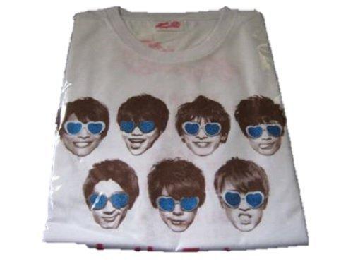 ジャニーズWEST 1st Tour パリピポ 公式グッズ Tシャツ