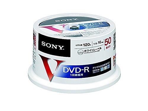 SONY 録画用DVD-R  CPRM対応 120分 16倍...