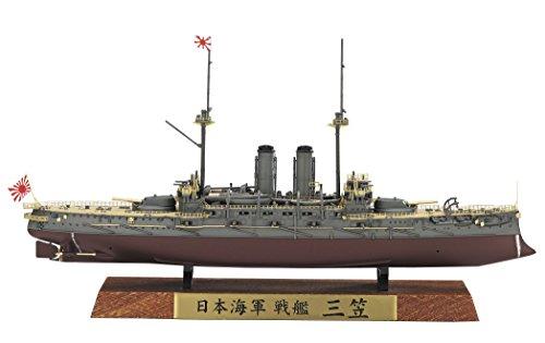 ハセガワ 1/700 日本海軍 戦艦 三笠 フルハルスペシャル プラモデル CH120の詳細を見る