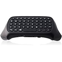 KAGU CULTURE Wireless Bluetooth Keyboard Chatpad Message Game Controller for Xbox One, Black by KAGU CULTURE [並行輸入品]