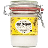 美しさのキッチンには、バスタブ鉱物の350グラムを明るく&トーニング私を鼓舞します - Beauty Kitchen Inspire Me Brightening & Toning Bath Minerals 350g...