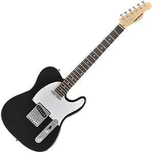 PLAYTECH エレキギター TL-250 BLACK テレキャスタータイプ