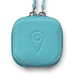 GPS BoT レザーケース (ターコイズ)