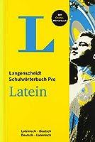 Langenscheidt Schulwoerterbuch Pro Latein - Buch mit Online-Anbindung: Latein-Deutsch / Deutsch-Latein