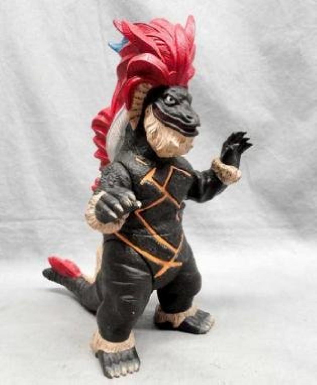 円谷プロ ウルトラ怪獣シリーズ ソフビ ジェロニモン 2006年版 全高約18cm