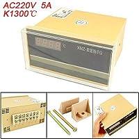 XMZ-101 0-1300摂氏温度コントローラAC 220V