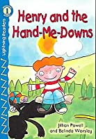 Henry and the Hand-Me-Downs (Lightning Readers Level 1)