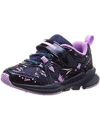 [シュンソク] スニーカー 運動靴 幅広 軽量 15~23cm 3E キッズ 女の子 LEC 6120