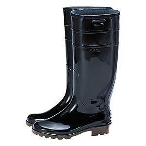 アキレス (Achilles) アキレス ワークマスター長靴 黒 27cm TWB210