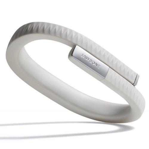 【日本正規代理店品】UP by Jawbone ライフログ リストバンド ラージ ライトグレイ ALP-UPL-LG